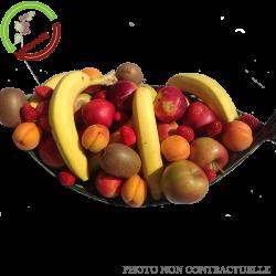 Corbeille de fruits 25 personnes